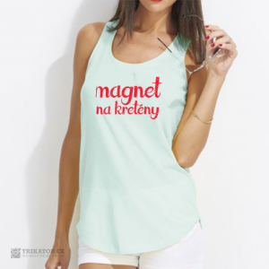 Tílko Magnet na kretény – dámské