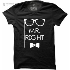 Tričko Mr.Right