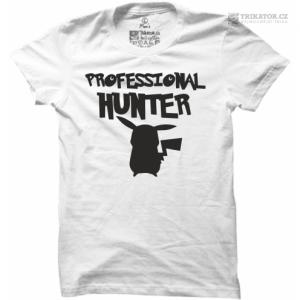 Tričko Professional Hunter – Pokémon