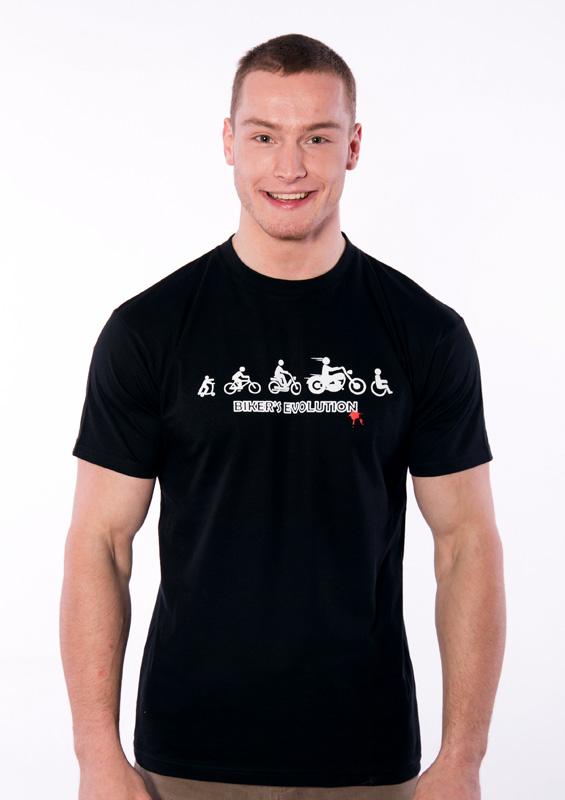Tričko Bikers evolution