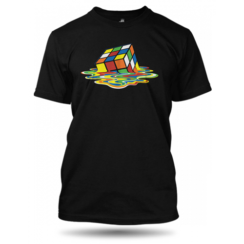 Tričko Rubikova kostka