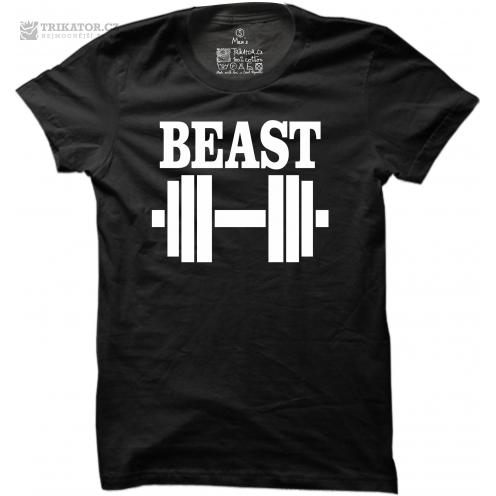 Tričko Beast