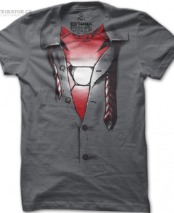 Tričko IRON MAN INSIDE
