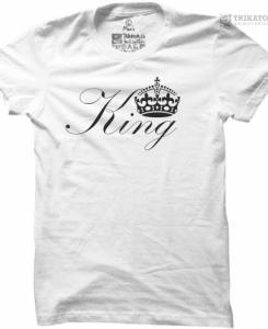Tričko King - Pánské