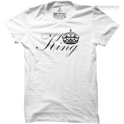 Tričko King – Pánské