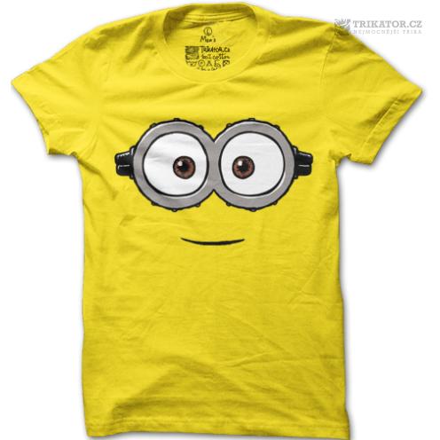 Tričko Veselý mimoň