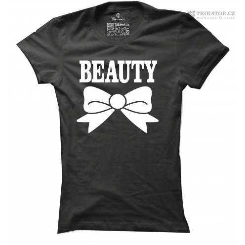Tričko Beauty