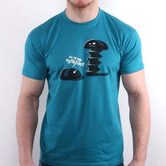 Tričko Co tě tak vytočilo? – více barev