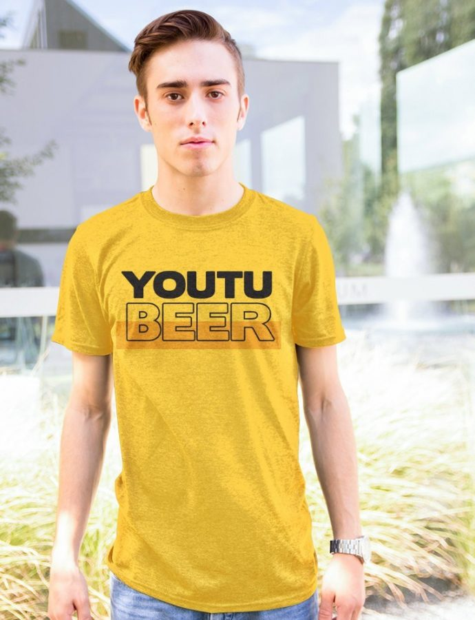 Tričko Youtubeer